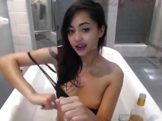 dariejxo in the tub (long)