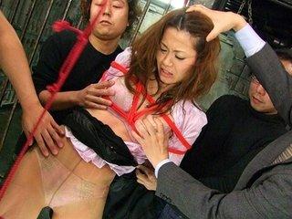Ultra-kinky fuck doll, Yui Tachiki got cum, uncensored