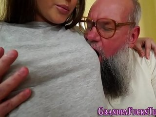 Calm Thai slut fucks a John who can barely function