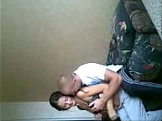 Asian teen fucked by Russian skinhead!