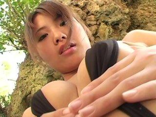 Suzu Minamoto super High-leg swimsuit black legs-fetish erotic image video solo