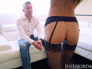 Jules Jordan - Teen Vina Feel is A Most assuredly Spoilt Asian Old bag