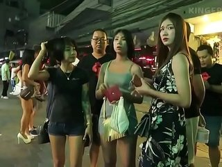 Fuck-fest Tourist with Thai Girls and Hookers!