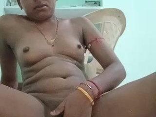 Desi indian nymph fingring